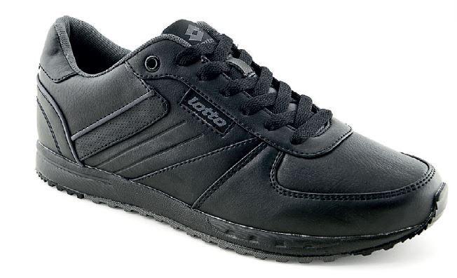 lotto R5312 CANTON Siyah Erkek Günlük Spor Ayakkabısı