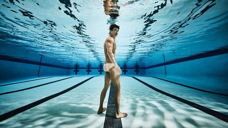 Nathan Adrian. ESPN's 2016 Body Issue. So damn sexy.