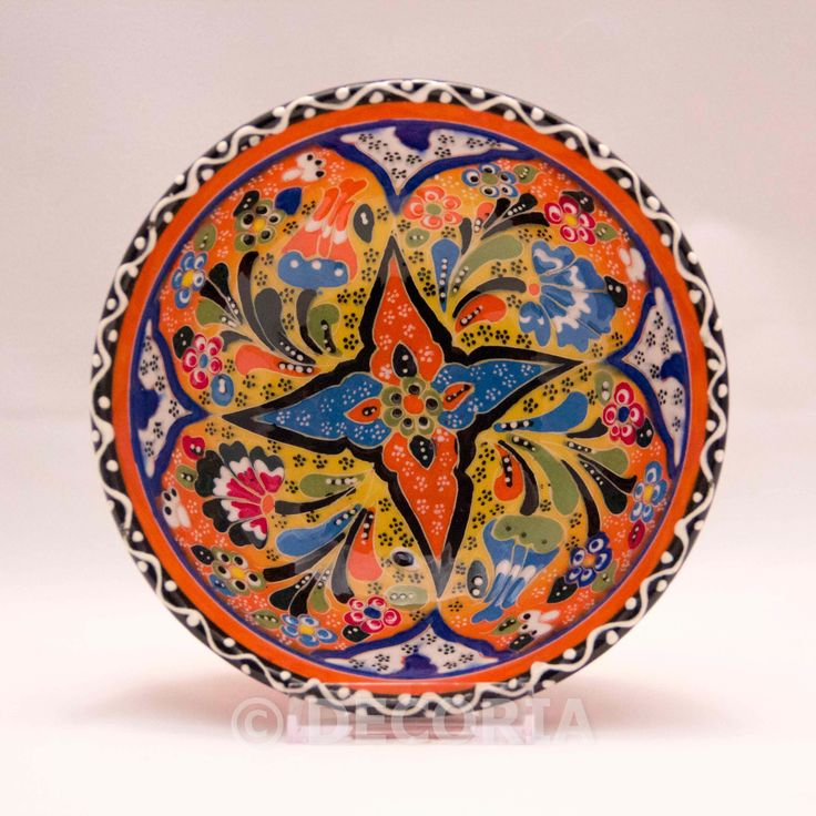 Large Bowls - Oranges - DECORIA HOME & GIFT