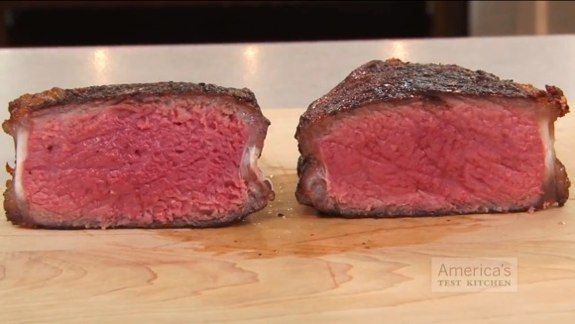 How to reheat steak without drying it out!