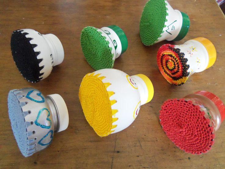 www.reciclartechile.blogspot.c Twitter: @mireyaviajera https://www.facebook.com/reciclarte.chile