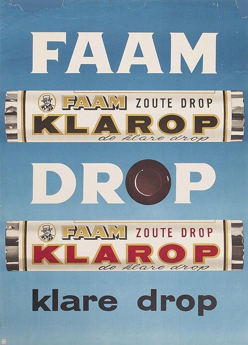 Faam Klarop zoute drop