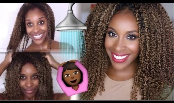 The Perfect Wash and Go! Heat Free Hair   Jackie Aina