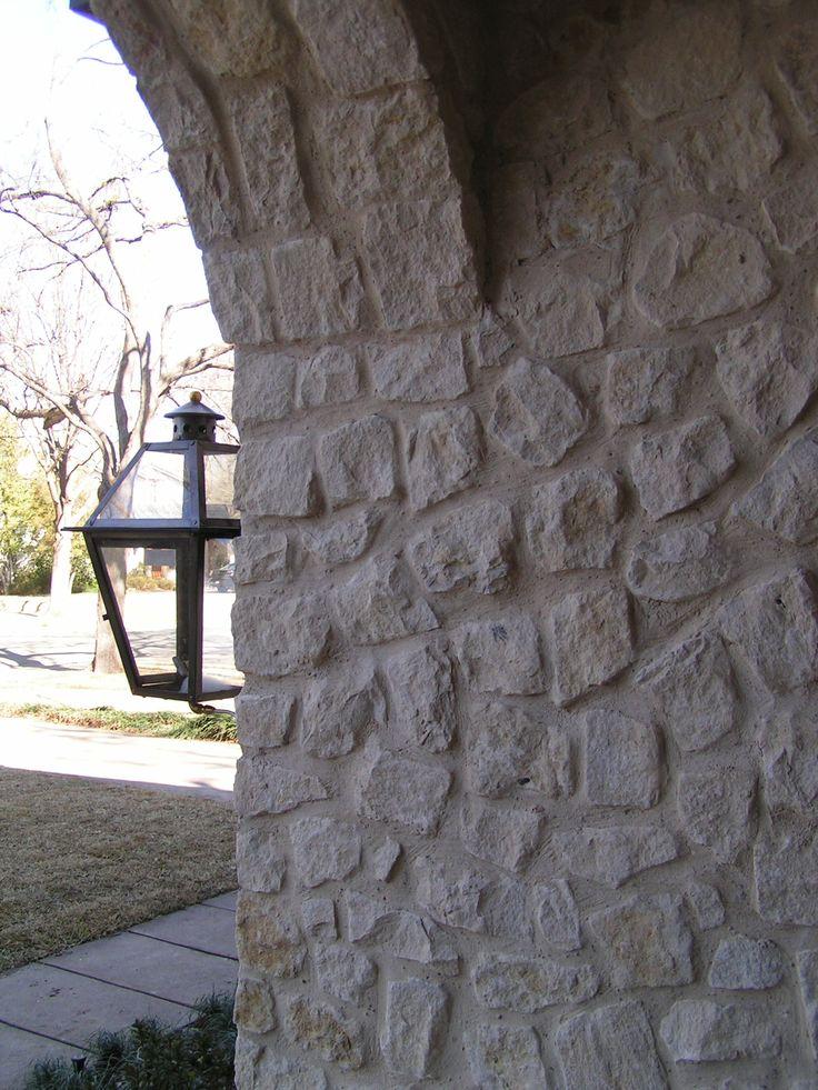 granbury cobble natural limestone full size or thin veneer metro brick  u0026 stone dallas  texas