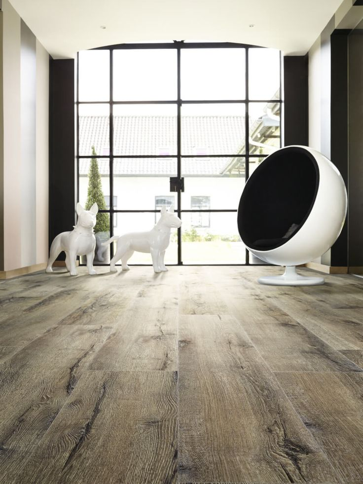 Mountain Oak 56870 - Wood Effect Luxury Vinyl Flooring - Moduleo