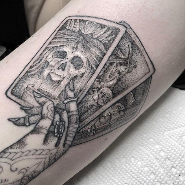 Tattoo By Felix Finch From Fine Tattoo Work Orange Ca Tattoo Work Finch Tattoo Tattoos
