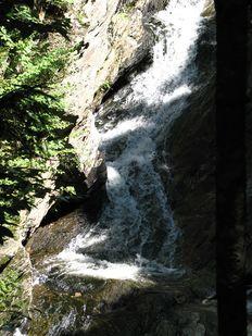 chute Bailey de Kinnear's Mills Sentier pédestre Bailey