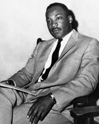 """If I cannot do great things, I can do small things in a great way."" - Dr. Martin Luther King, Jr."