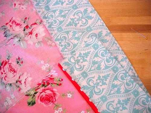 pillow case tutorial & 132 best PILLOWCASES images on Pinterest | Sewing ideas Sewing ... pillowsntoast.com