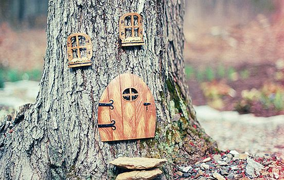 little elf house