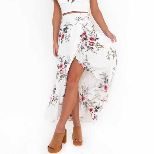 Outlet Amazon Discounts Online Cupro Skirt - swallowtail by VIDA VIDA jsZosol