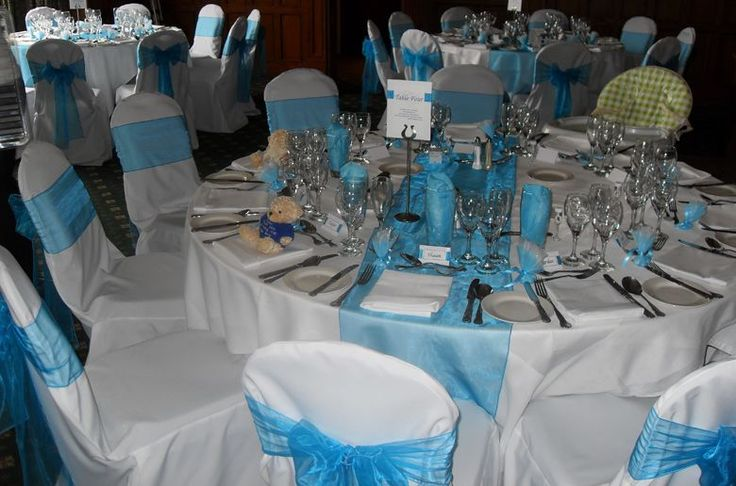 Baby Blue Table