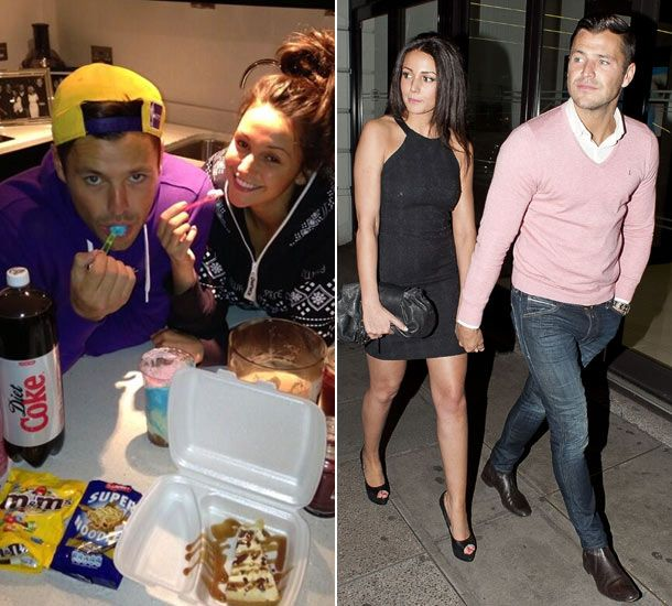michelle keegan mark wright - Google Search