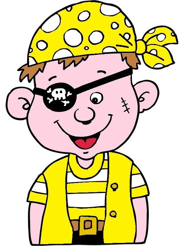 piraat  geel