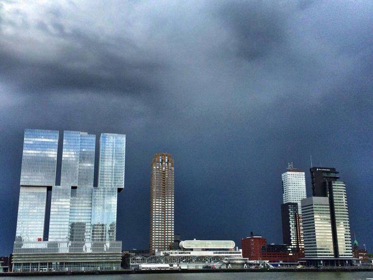de Rotterdam #Gersmagazine #skyline