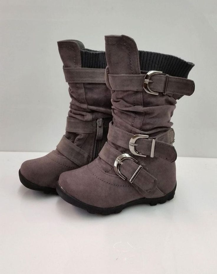 Best 20  Toddler Girl Boots ideas on Pinterest | Kids outfits ...