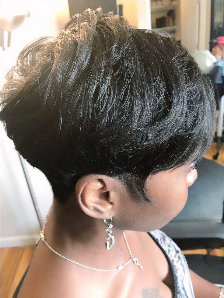 Best 25 Black Short Haircuts Ideas On Pinterest Black