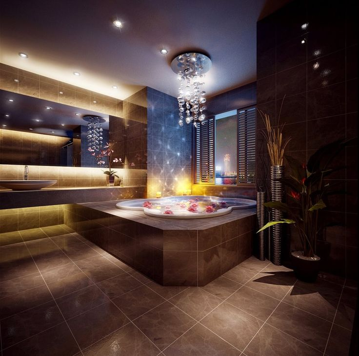 13 Dreamy Bathroom Lighting Ideas: 1000+ Ideas About Luxury Bathrooms On Pinterest
