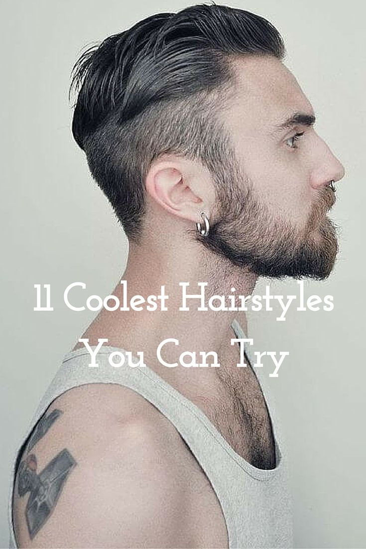 Fashion hairstyles 2015 - 11 Coolest Hairstyles For Men