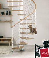 Kloe Spiral Staircase Kit