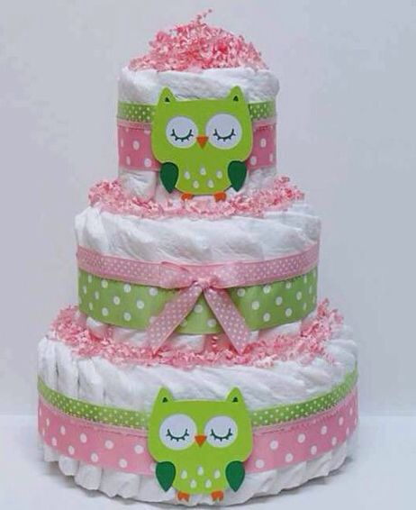 cake de pañales