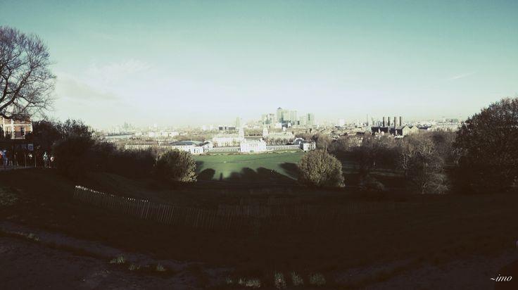 Greenwich in London