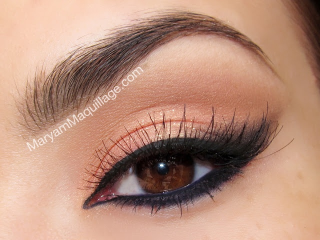 "! Maryam Maquillage !: ""Bold & Beautiful"" Coral Makeup"