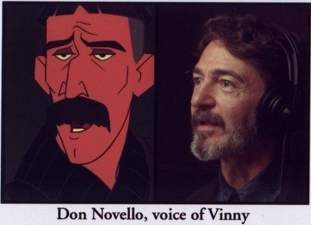 Don Novello. Check out our review of Atlantis: The Lost Empire here: http://chaptersandscenes.wordpress.com/2014/02/09/the-family-reviews-atlantis-the-lost-empire/