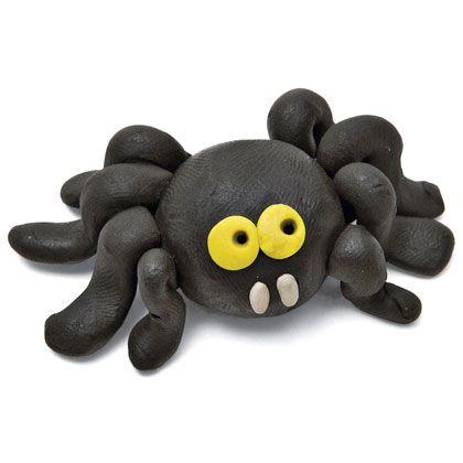Sculpt a Spider | Crafts | Spoonful