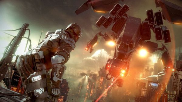 Original Size Of The File Games 'Killzone: Shadow Fall' Reach 290GB