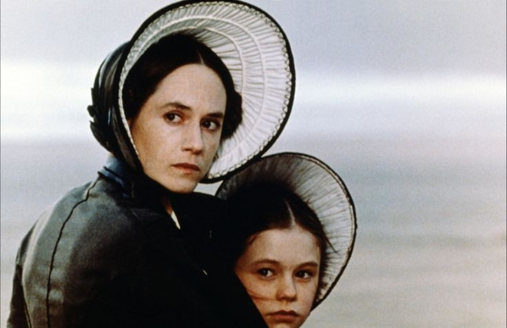 The Piano - Holly Hunter & Anna Paquin