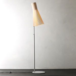 Secto 4210 Floor Lamp, Birch.