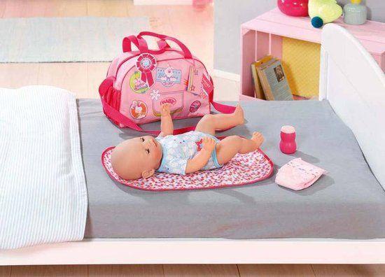 Baby Born Luiertas Verlanglijstje Lucy 7j Barbie