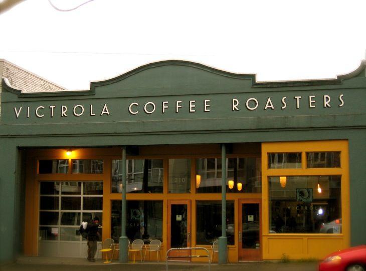 When in Seattle...Victoria Coffee Roasters