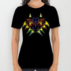 Majora Mask All Over Print Shirt