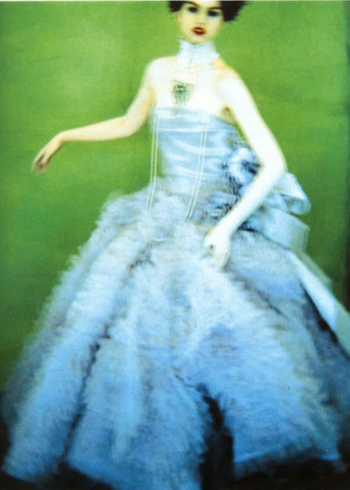 Christian Dior by Sarah Moon