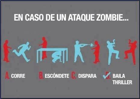 En caso de un ataque zombie --> Hay que...