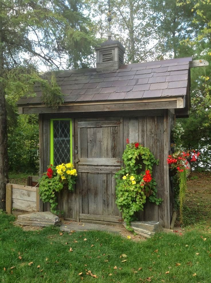 a storage shed is a light structure generally made of wood in a back garden used for storage of tools vehicles or useful items and is very often used to