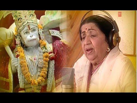 ▶^Hanuman Chalisa Lata Mangeshkar I Shri Hanuman Chalisa - YouTube=via Roosje Knop