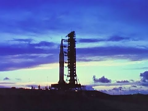 The Eagle Has Landed : The Flight of Apollo 11 - 1969 NASA Moon Landing Documentary