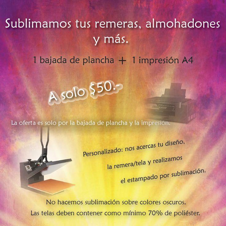 Febrero 2018 estampado por sublimación!  Web: allreparo.com Facebook: @allreparo Celular / WhatsApp: 11 5408-1690  #allreparo #sublimacion