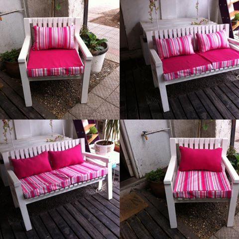 Sillones y sofas de terraza, puedes complementar con mesa de centro o laterales