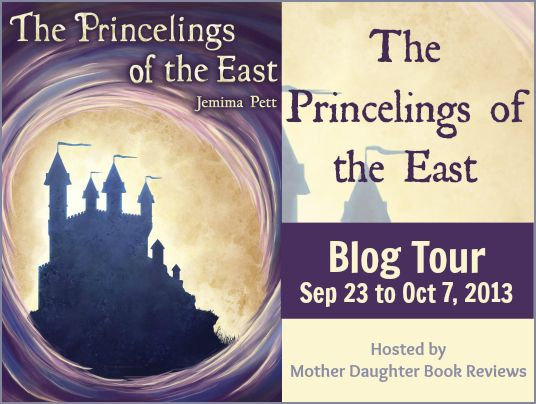 The Princelings of the East by Jemima Pett