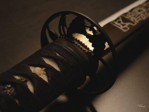 katana 刀