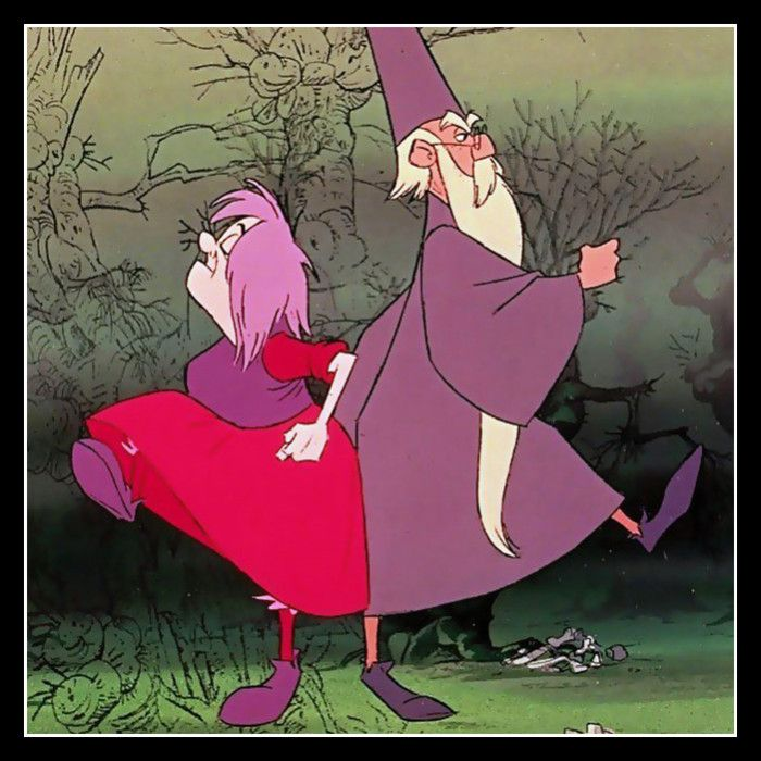 Madam Mim Costume from Sword in the Stone