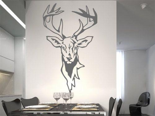 23 Besten Oh Deer Bilder Auf Pinterest Hirschkopf