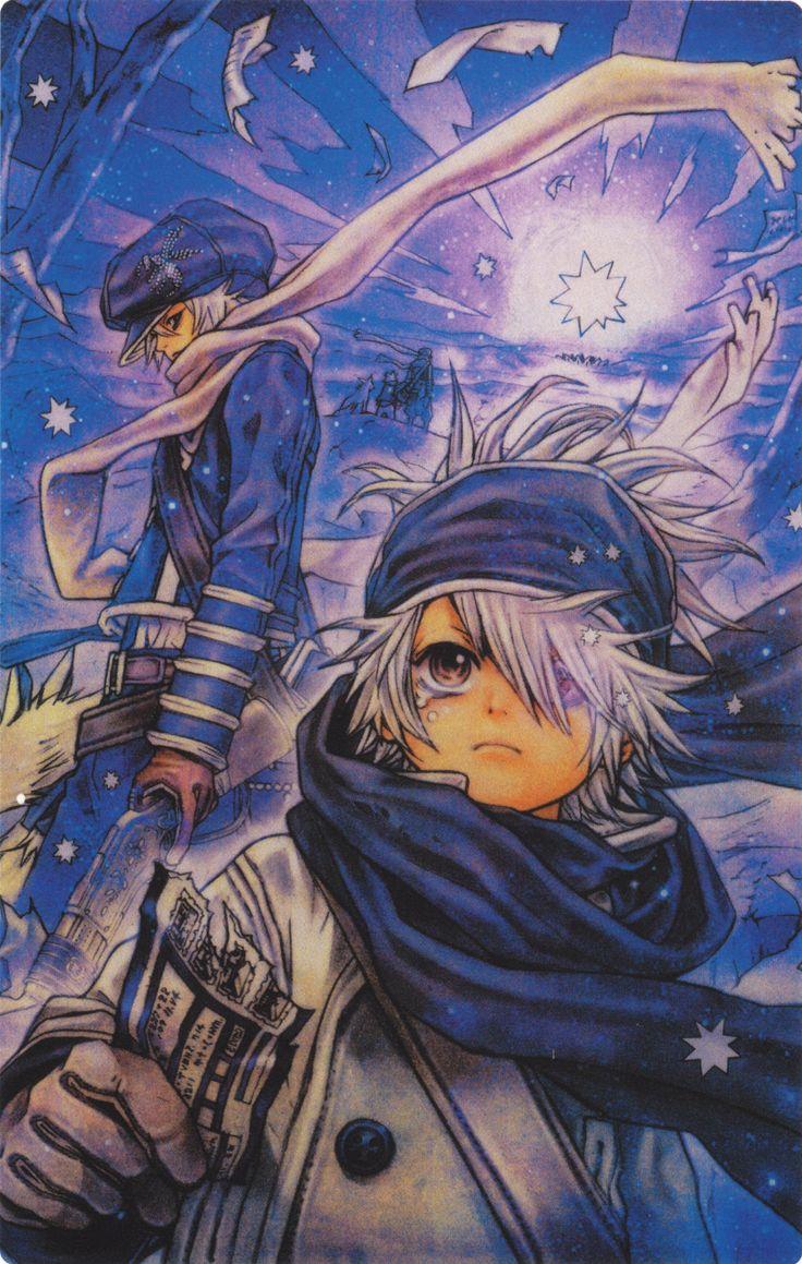 Tegami Bachi Volume 01 Studio Pierrot Hiroyuki Asada