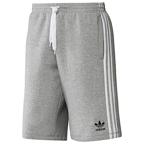 Men's adidas Originals 3-Stripes Fleece Shorts    $45.00