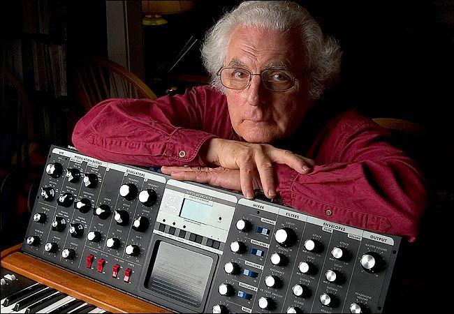 Robert Moog - Moog Synthesizer Inventor - A Super Icon
