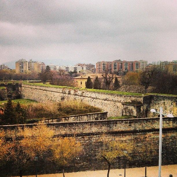 La Ciudadela de Pamplona